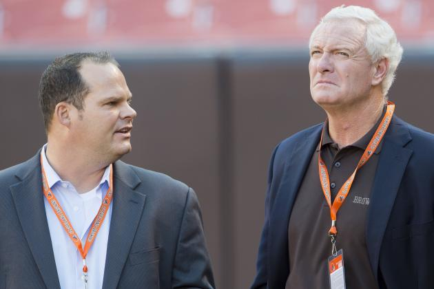 Browns: Should Jimmy Haslam Retain GM Tom Heckert?