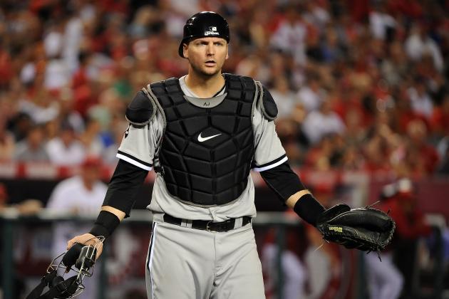 """A.J. Pierzynski Lands in """"Baseball Hotties"""" Exhibit"""