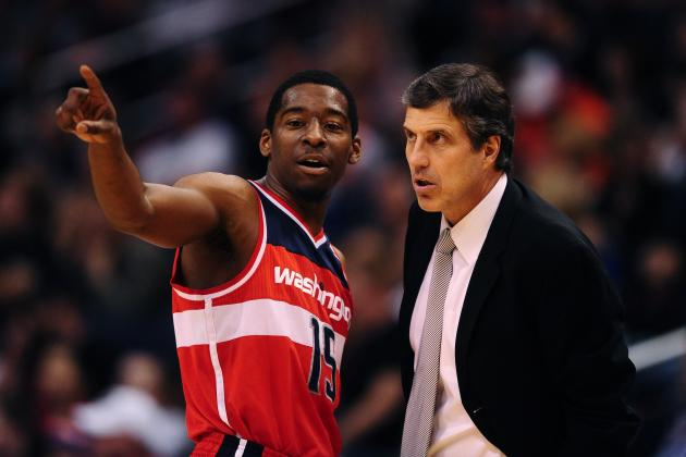 Wizards' Jordan Crawford Stands Out in Camp