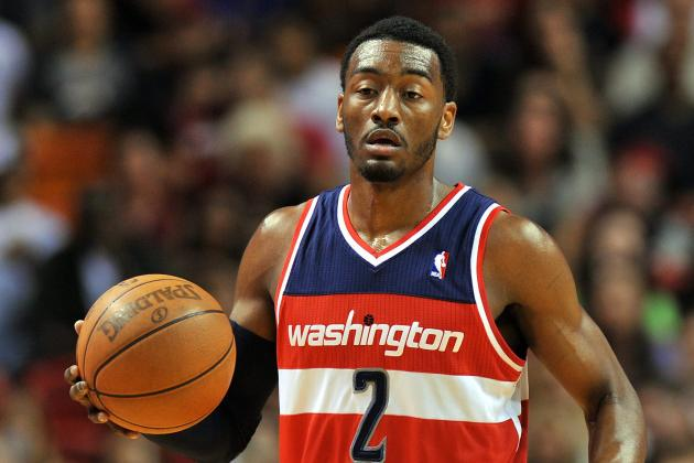 With Wall Sidelined, Wizards Still Heading in Right Direction