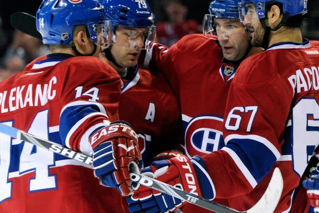 NHL: Why the Lockout Could End Up Helping the Montreal Canadiens