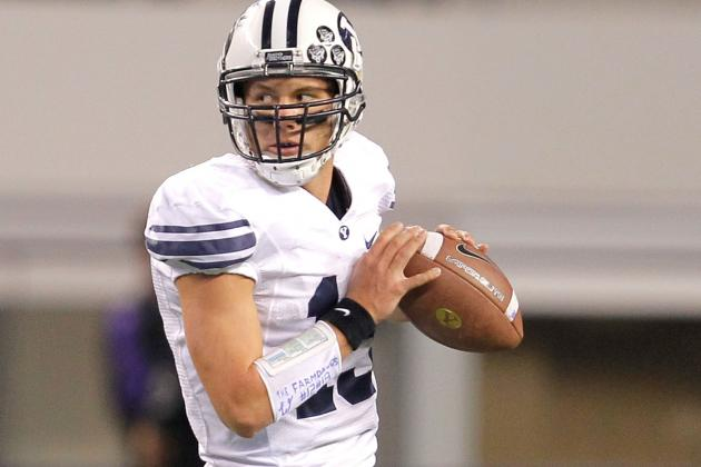 BYU Football: Riley Nelson Remains a Big Aggie Admirer