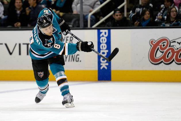Pavelski Signs with KHL Team