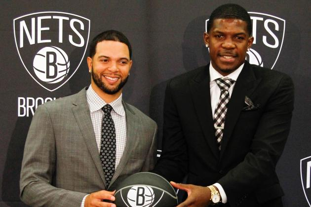 Deron Williams Confident in Backcourt Partnership with Joe Johnson
