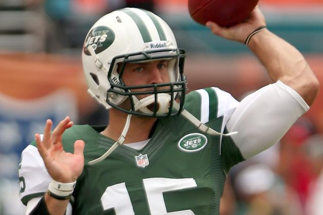 Why Tim Tebow Should Not Start for New York Jets Against Houston