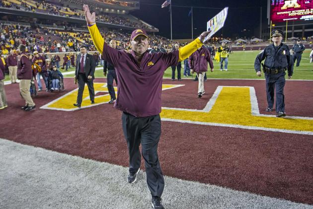 Gophers Football: Kill Calls Secondary 'A Problem'