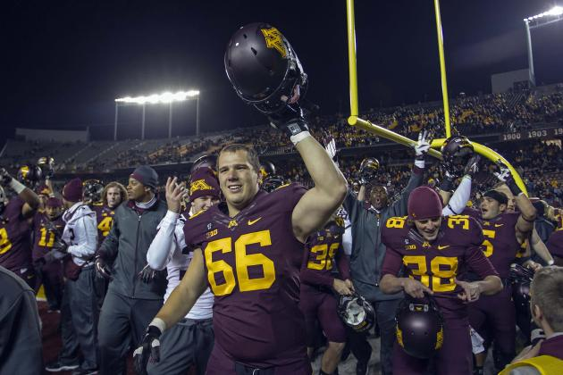 Gophers Football Assistants Hit Recruiting Trail Instead of Practice