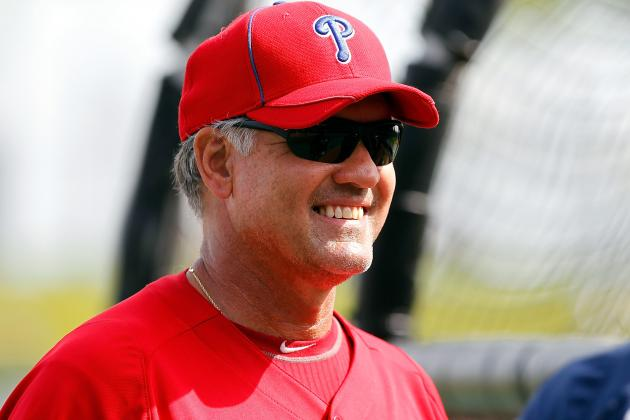 Phillies add Ryne Sandberg staff