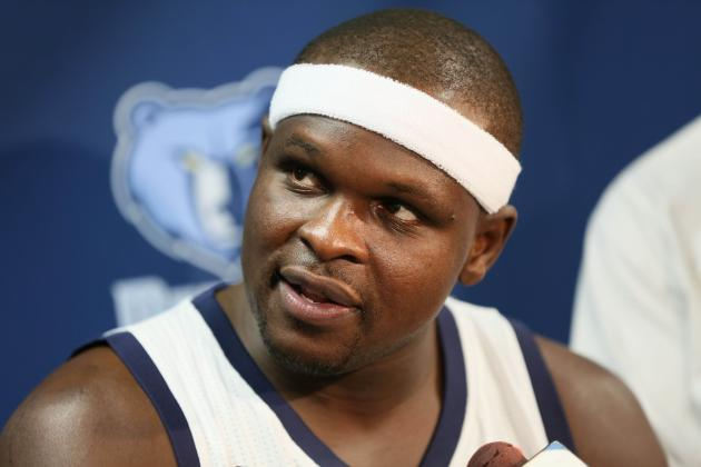 Grizzlies Focus on Erasing 'sour Taste' of 1st-Round Playoff Loss in 7 Games
