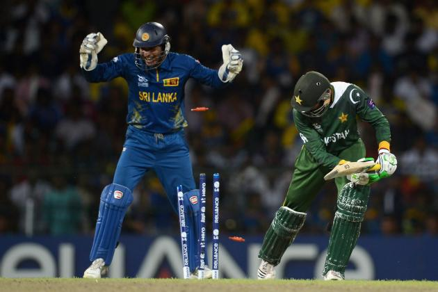 Sri Lanka vs. Pakistan: Recap, Score & More from T20 World Cup 2012 Semifinal
