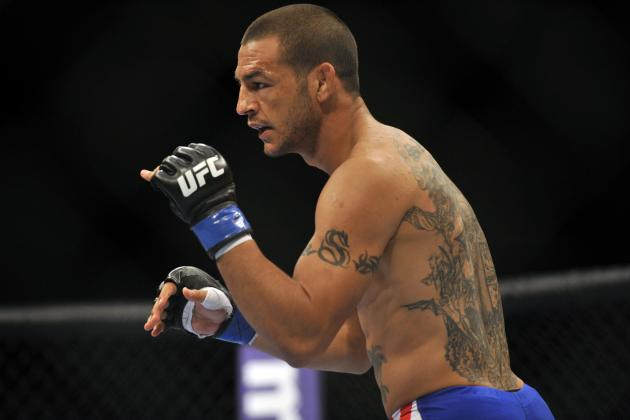 When Swanson Said He Could Beat Aldo '10 out of 10 Times', He Meant Pulver