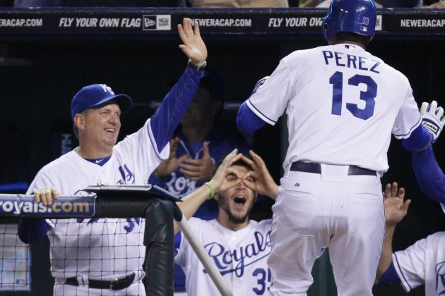 Royals Fire Hitting Coach Kevin Seitzer