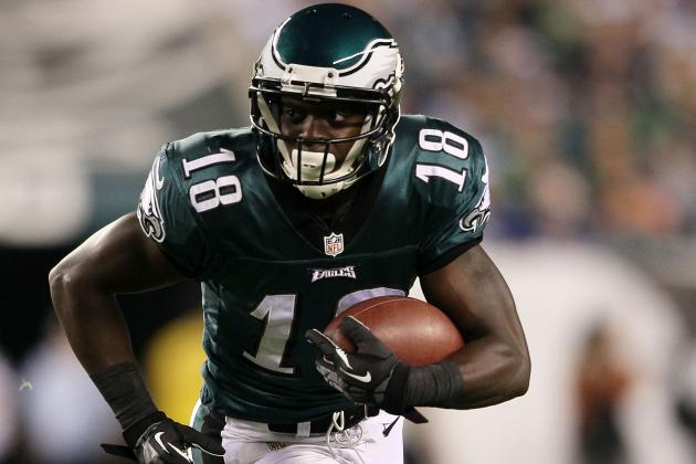Jeremy Maclin: Fantasy Owners Should Unload Eagles WR While He Still Has Value