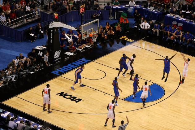 Projecting Florida's Starting Five