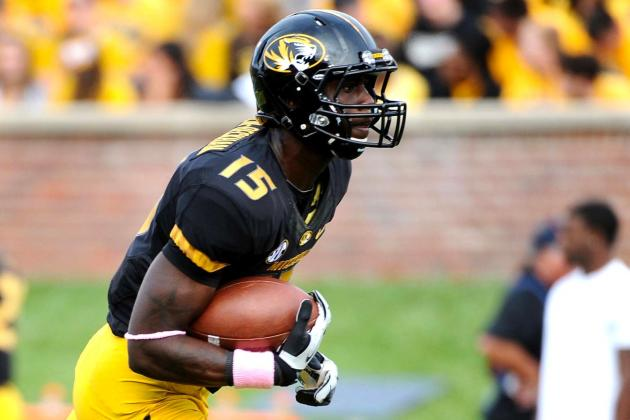 Dorial Green-Beckham Among 3 Missouri Tigers Suspended After Marijuana Arrest