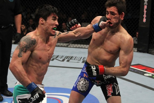 UFC on FX 5: Can Diego Nunes Get Back into Title Contention?