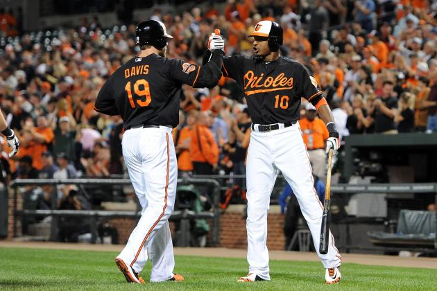 Baltimore Orioles Playoffs: And so It Begins...