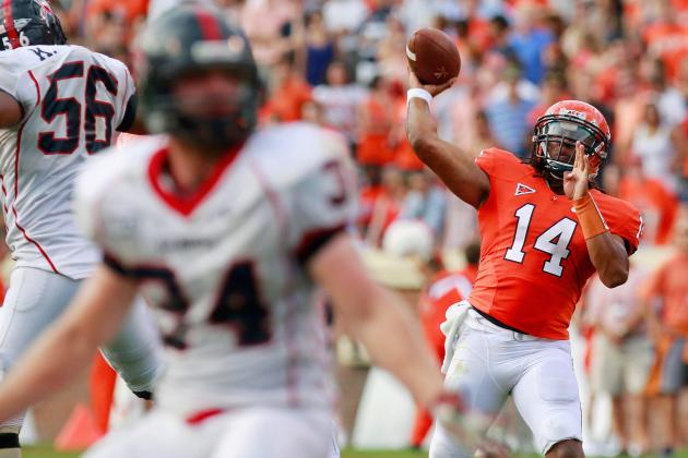 UVa QB Sims 'More Than Likely' to Start