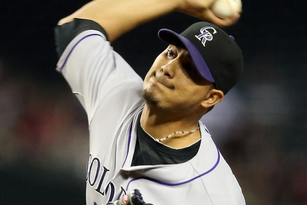 Jhoulys Chacin Finishes Strong Before Heading to Winterball