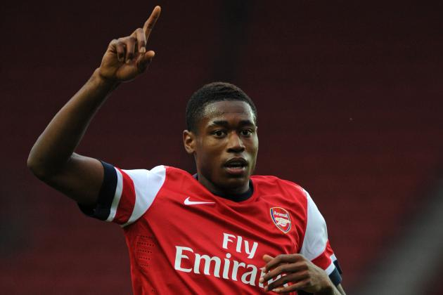 Arsenal Starlet to Remain on Loan at Crewe