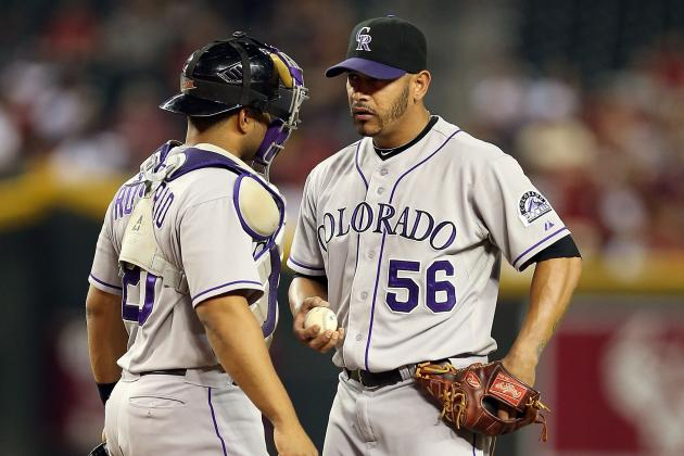 Rockies Need Better Starting Pitching