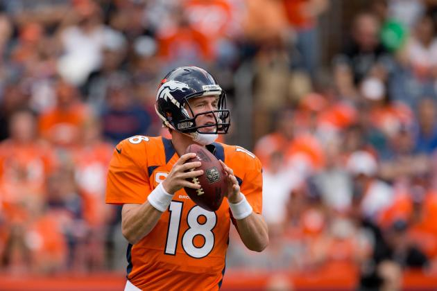 Peyton Manning: Duel with Tom Brady Is Perfect Showcase for Broncos QB