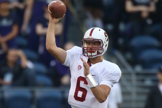 Stanford Aims to Reignite Passing Game