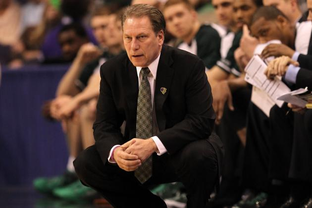 Michigan State Basketball Ranked No. 10 in Preseason by Athlon Sports