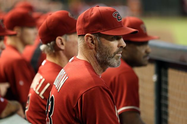 D-Backs' Inconsistency Led to 'Medium' Season