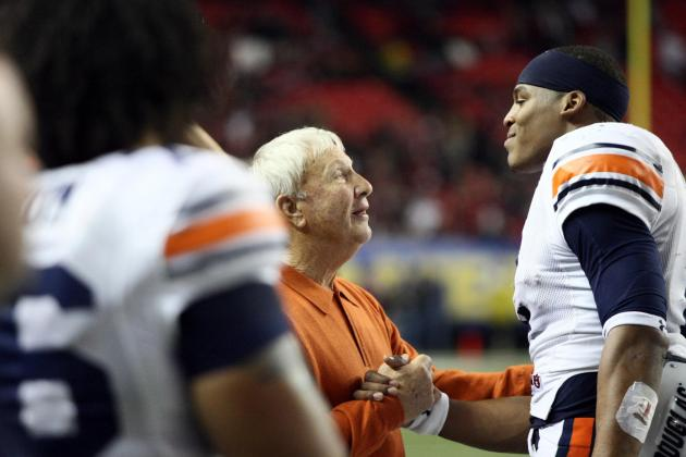 Auburn Football: Pat Dye Should Take a Step Back and Let Auburn Be Auburn
