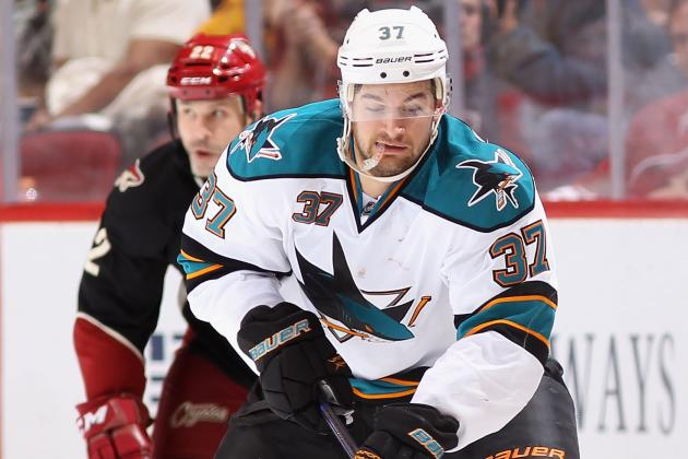 Sharks Join NHL Player Exodus to Europe