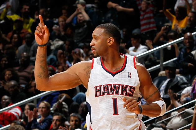 Tracy McGrady Is Officially an NBA Longshot
