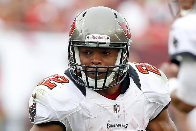 Tampa Bay Buccaneer Bummer: Doug Martin's Diminishing Production