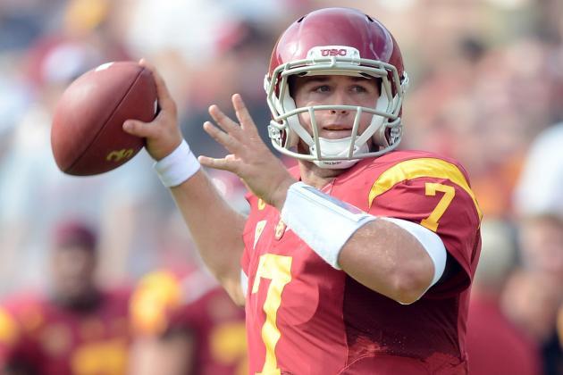 USC vs. Utah: Why Matt Barkley Is Under a Microscope in Primetime Showdown