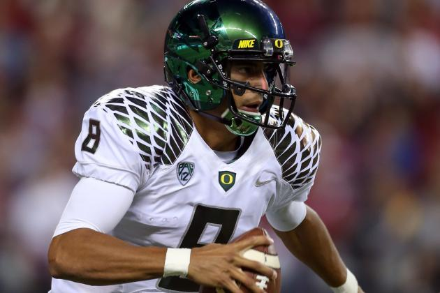 Oregon Ducks Football: Blueprint to Shutting Down Ducks' High-Powered Offense
