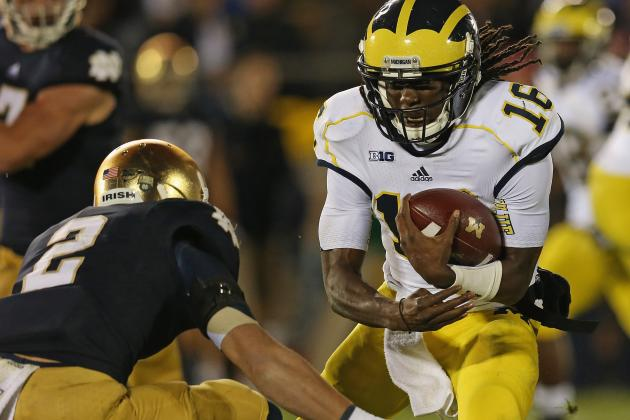 Michigan vs. Purdue: Why this Suddenly Became a Huge Big Ten Game