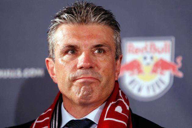 Red Bulls Shake Up Front Office, Again, by Ousting Soler