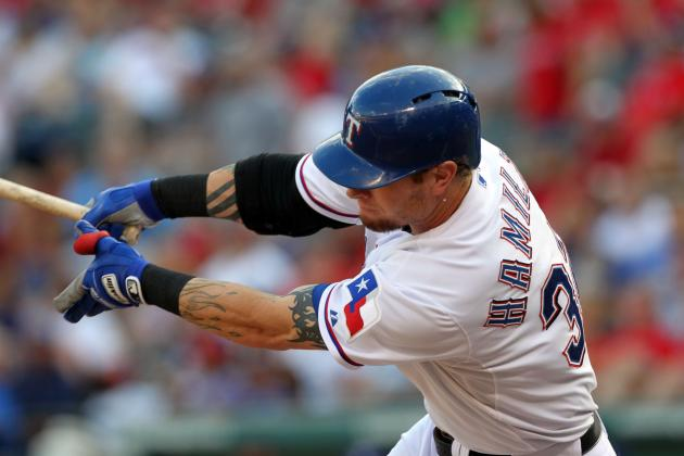 Josh Hamilton's Biggest October Yet