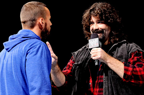 WWE Rumors: Mick Foley Set to Wrestle CM Punk at December's TLC PPV?