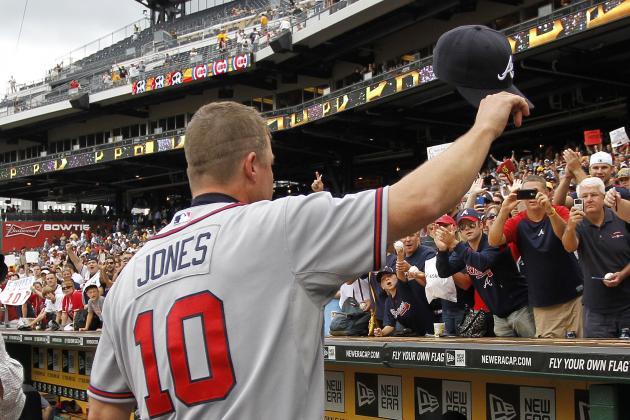 Chipper Jones: Reflecting on an MLB Legend