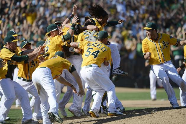 Oakland Athletics Cap off Magical Regular Season with AL West Title