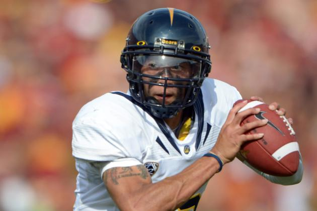 Cal Offense Stuck in Third-and-Long Cycle
