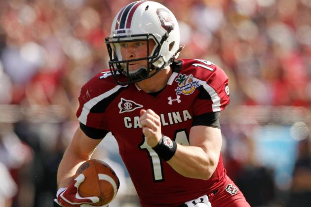 Georgia vs. South Carolina: Connor Shaw or Aaron Murray, Who Is Better and Why?