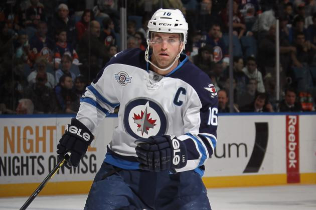Jets Captain Ladd Signs with Avangard Omsk