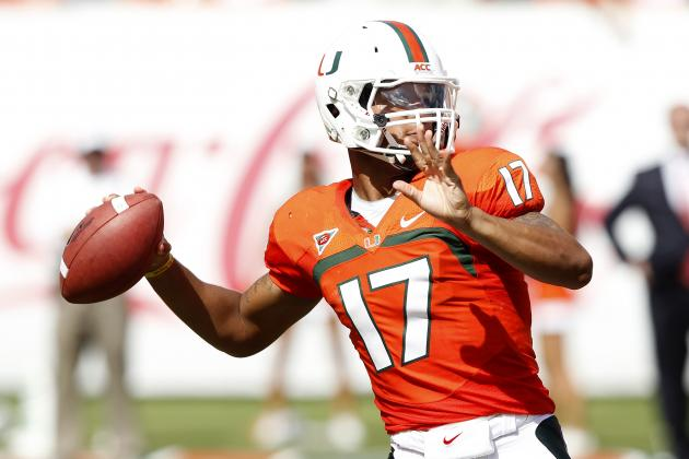 Miami (FL) vs Notre Dame: Latest Spread Info, BCS Impact and Predictions