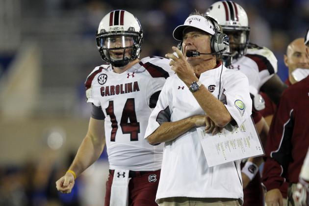 COLUMBIA: Gamecocks, Spurrier Excel in Big Games