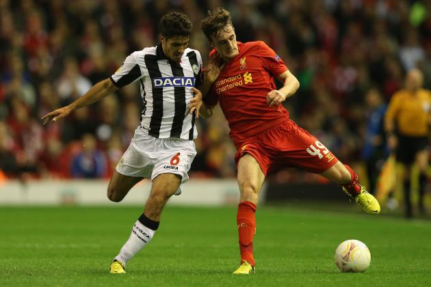 Liverpool vs. Udinese: Score, Grades and Analysis from Europa League Match