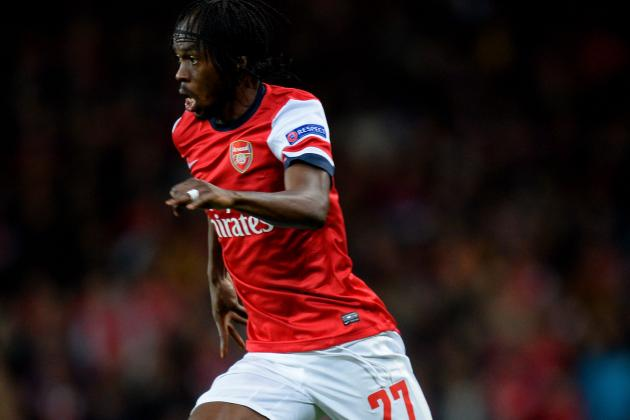 Gervinho Reflects Arsenal's Performance
