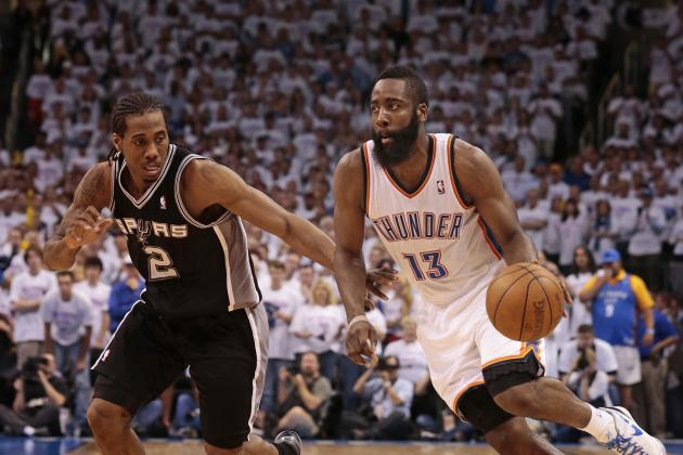 Can Kawhi Leonard Be Future Franchise Star of San Antonio Spurs?