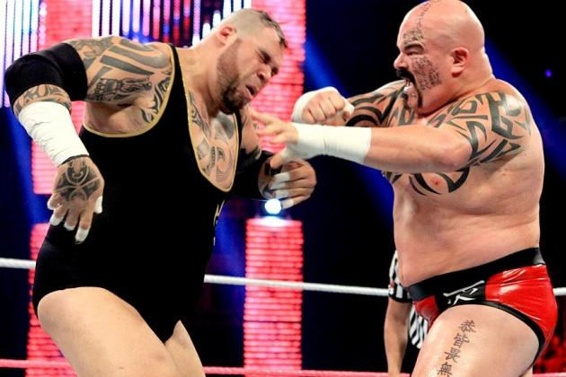 Vince McMahon Reportedly Dumping Tensai and Brodus Clay Gimmicks
